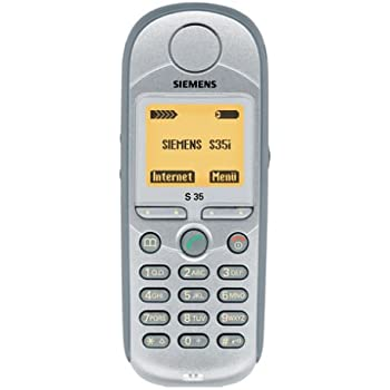 Siemens S35i Handy Edition silber: Amazon.de: Elektronik