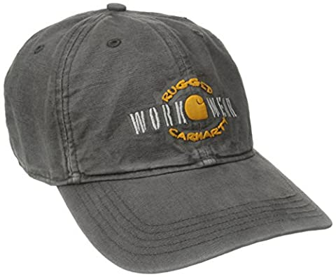 Crestwood Cap - Farbe: Gravel - Größe: One Size (Baseball Screen Print Cap)