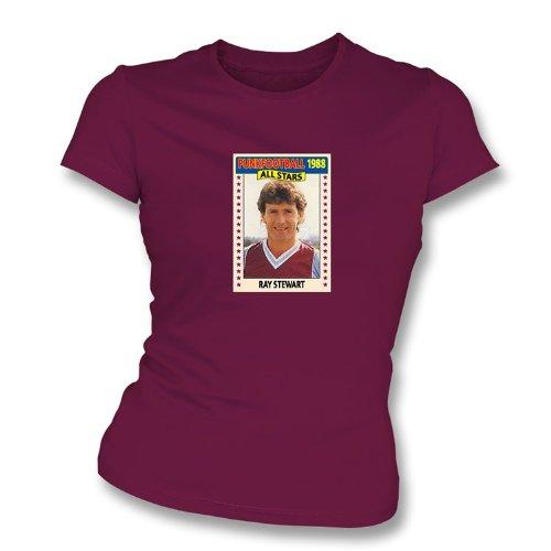 Maglietta esile X-Grande, colore - Brown della misura di distribuzione della ragazza bastarda grassa