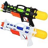 TOYMYTOY Water Pistol Water Gun Water Shooters Kids Beach Toys (Random Color)
