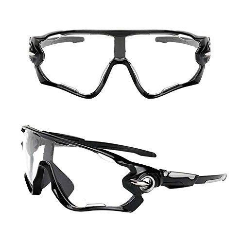 2018 Nuevo Gafas de sol de ciclismo,Gafas de sol para gafas de bicicleta,Gafas de sol polarizadas,Gafas al aire libre Unisex,KanLin1986 (C)