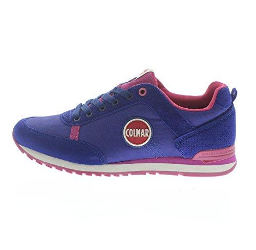 COLMAR TRAVIS COLOR Sneaker Blu