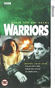 Warriors [UK-Import] [VHS]