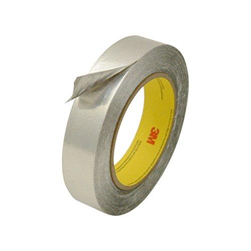 3M Scotch 425 Aluminum Foil Tape (60 yds. long)/Available in multiple widths
