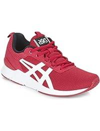 ASICS Gel-Lyte Runner Sneakers Uomini Rosso Bianco Sneakers Basse ddd0243f4eb