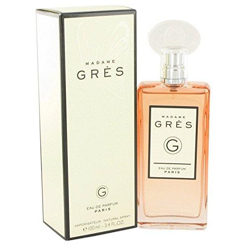 Madame Gres de Parfums Gres Parfums Gres Eau De Parfum en flacon vaporisateur 3.4 oz/95 ml