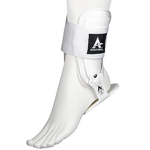 Sprunggelenksorthese ActiveAnkle® T2, M, 42-44, weiß