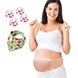 Best Cradle Maternity Supports - Maternity Belt - Pregnancy Belt (49 inches) + Review