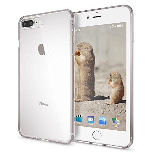 nica Apple iPhone 7 Plus / 8PlusSchutzhülle Hülle Handycase Silikonhülle TPU Silikon Handyhülle Cover Case - TransparentWunderschöneHandyhülle für dasAPPLE IPHONE 7 Plus / 8Plus, in dem Schutz und stylisches Design perfekt miteinander verschmelze...