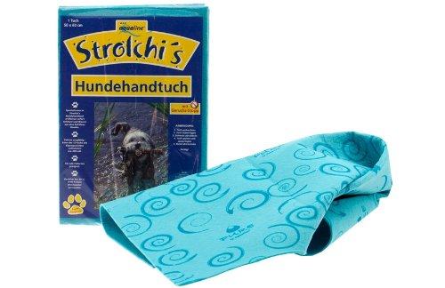 hundeinfo24.de aqualine 5199 Strolchis Hundehandtuch 50x60cm (Z31)