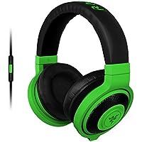 Razer Kraken Mobile - Analoge Gaming und Musik Kopfhörer neon grün