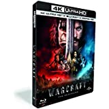 Warcraft : le commencement [4K Ultra HD + Blu-ray + Copie Digitale UltraViolet]