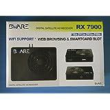 Bware RX7900 HD WiFi Multimedia Receptor Satélite e IPTV