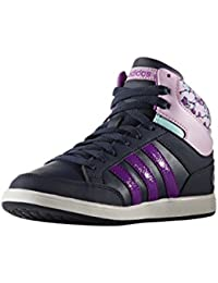 best sneakers d1c47 9588d Adidas Hoops Mid K AW4129 Scarpe Uomo Donna Bambini Sneakers Sportive  Ginnastica