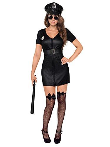- Polizistin Kostüm für Damen M / L ()