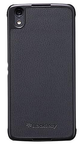 Coque Pour Blackberry 9720 - Blackberry Hard Shell pour DTEK50, noir -