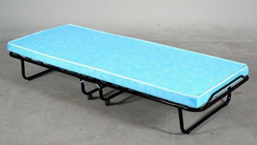 Avanti Trendstore-Bett Gästebett klappbar auf Rollen, ca. 80x 190cm