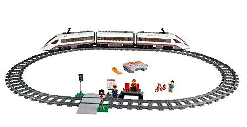 LEGO City 60051 High-Speed Passenger Train Set