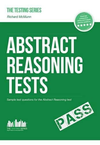 ABSTRACT REASONING TESTS: Sample test questions for the Abstract Reasoning test: 1