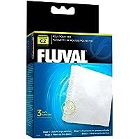 Fluval Esponja para la Filtración Mecánica en Foamex/Poliéster ...