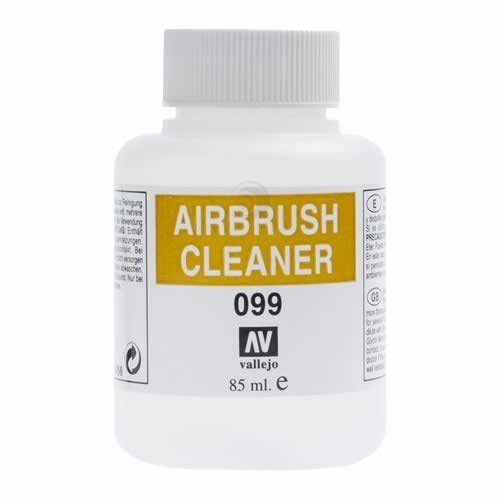 Vallejo Air Color: Airbrush Cleaner (85ml) by VALLEJO PAINTS