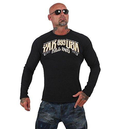 Yakuza Herren Killing Longsleeve T-Shirt