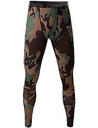 Jitong Skinny Sporthose für Männer Gedrucktes Quick Dry Fitness Tights  Sommer Laufen Yoga Leggings d538fa3e7e