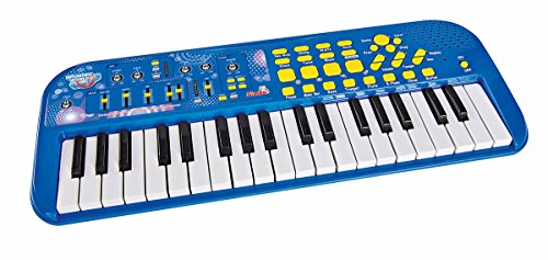 Simba 106834058 - My Music World Keyboard, 50 x 20 cm