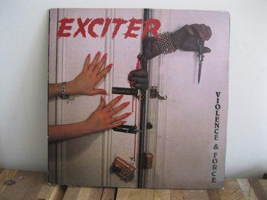 Violence & Force [Vinyl LP]