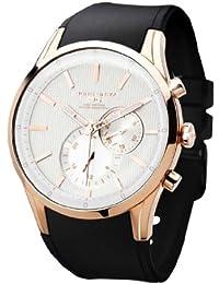 Jorg Gray Herren-Armbanduhr XL Multi-Function Watch Chronograph Silikon JG5100-34