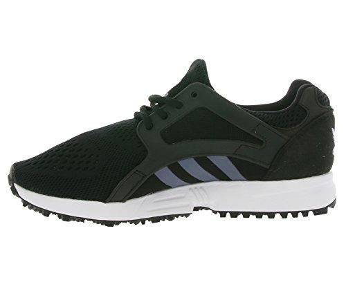 adidas Originals Racer Lite EM W Schuhe Damen Sneaker Turnschuhe Schwarz B35577 Schwarz (Schwarz)