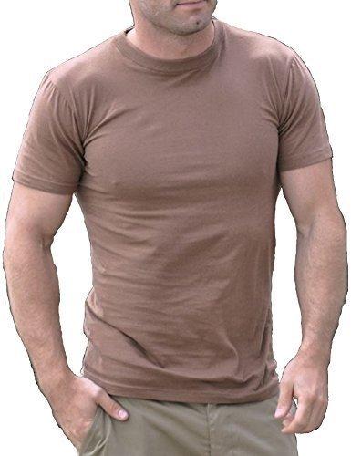 T-Shirt US Style Co. BDU-brown Gr.M (Shirt Braun Bdu)