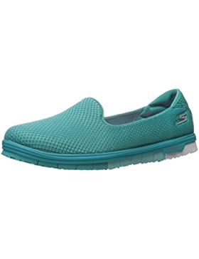 Skechers Damen Slipper Go Mini Flex ADMIRE Grün