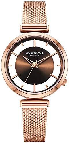Kenneth Cole KC50232005 Reloj de Pulsera para Mujer