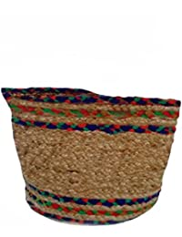 Classic Rugs Jute Bags WU-001 Brown Great For Shopping Bags, Gift Bags, Craft Bags, Retail Bags, Merchandise Bags...