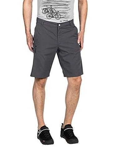 Vaude Men's krusa Short Pantalon Taille L Gris