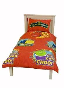 Character World Chuggington Traintastic simple Rotary Housse de couette