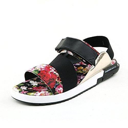 sandales et pantoufles pour homme/Été paresseux tongs/sandales de mode A