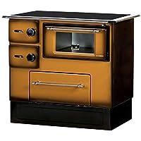Amazon.it: stufa a legna con forno: Casa e cucina