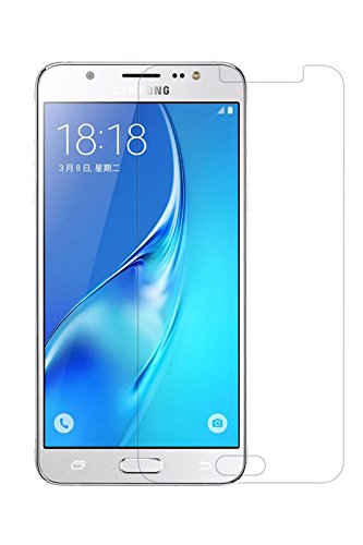 Hi-Gear Premium Tempered Glass Screen Protector Skin Cover for Samsung Galaxy J5 (2016)  available at amazon for Rs.109