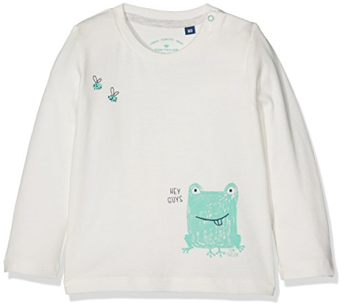 tom-tailor-kids-frog-print-t-shirt-camisa-para-bebes-blanco-soft-clear-white-74