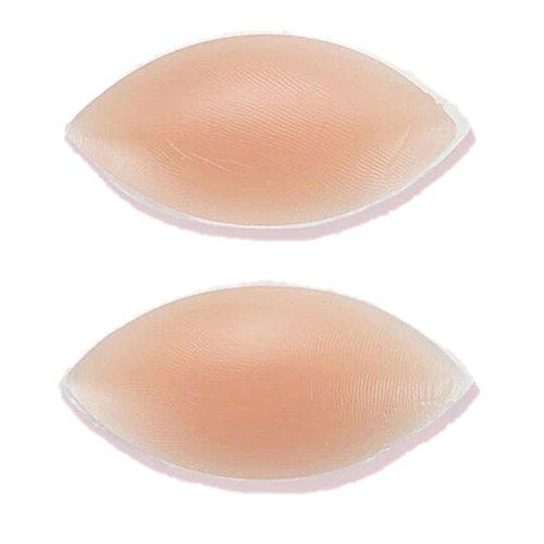 Coussinet Silicone Gosear® Push up Poitrine Soutien-Gorge Coussinets Maillot de Bain Bikini Insère Couleur de Peau