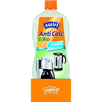 Swirl Anti Calc Bio Flüssigentkalker, 6er Pack, Je 250 ml
