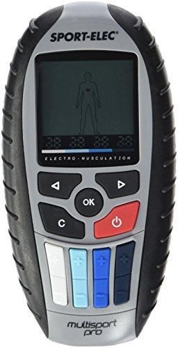 Sport-Elec Multisport Pro Précision - Electroestimulador, color azul, talla única