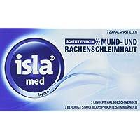 Isla med hydro+ Halspastillen, 20 St. preisvergleich bei billige-tabletten.eu
