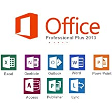 Microsoft Office 2013 Professional Plus 32-bit / 64-bit UK Full Version [Download] with product key
