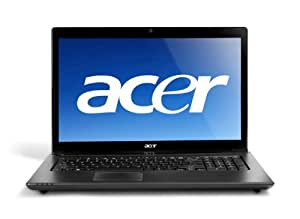 Acer Aspire 7750G-2334G50Mn Ordinateur portable 17,3'' (43,9 cm) Intel Core i3-2330M 500 Go RAM 4096 Mo Windows 7
