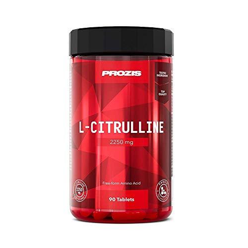 Prozis L Citrullina da 2250 mg 90 Compresse