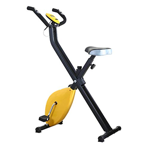 WSXX Ultra-Quiet Indoor Sport Spinning Fahrrad Home Gurtband Auto Single Fitnessgeräte