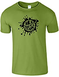 Mud Sweat And Gear Hommes Femmes Dames Drole T-Shirt